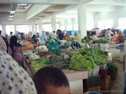Pasar Siti Khatijah, K. Bharu
