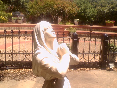 Saint Bernadette photo