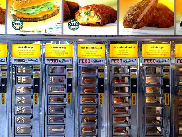 Fast Food Items Vegetarian