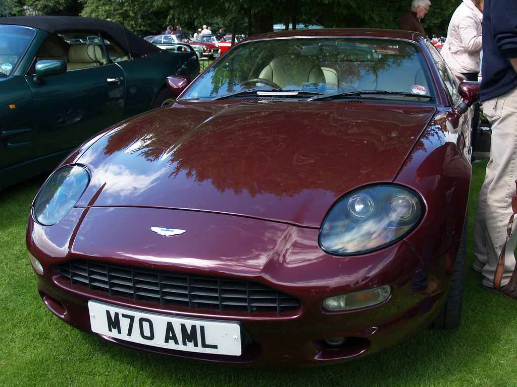 Aston Martin DB7 Coupe - 1995