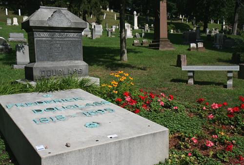 Frederick Douglass Grave Flickr Photo Sharing