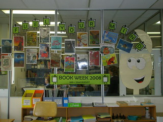 book week display 2