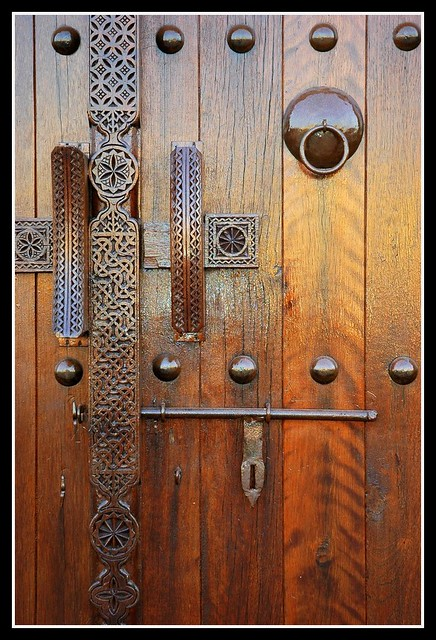 Traditional Door work