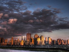 New York skyline by davenyc2007