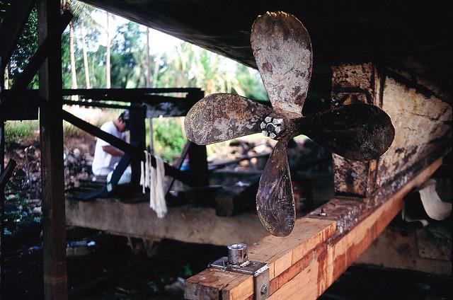 Rusty Blades (89810037)