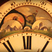 grandfather clock by Lisa sParks