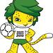 2010-Soccer-World-Cup-Mascot-Zakumi by Shine 2010 - 2010 World Cup good news