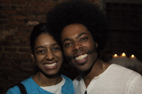 Alex Cuba and Jennifer