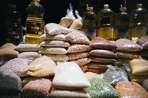 Grain and oil