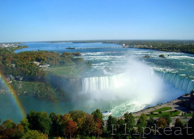 Suddenly I See - Niagara Falls