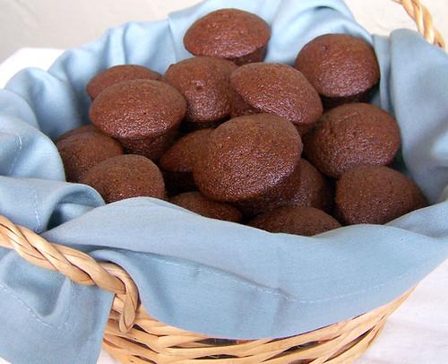 Gingerbread Mini-muffins