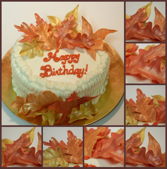 Birthday Cake Collage Imagechef : Autumn - a gallery on Flickr