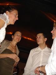 Frau, Schwester, Mann & Kollegin