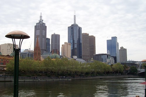 City skyline, Melbourne 005
