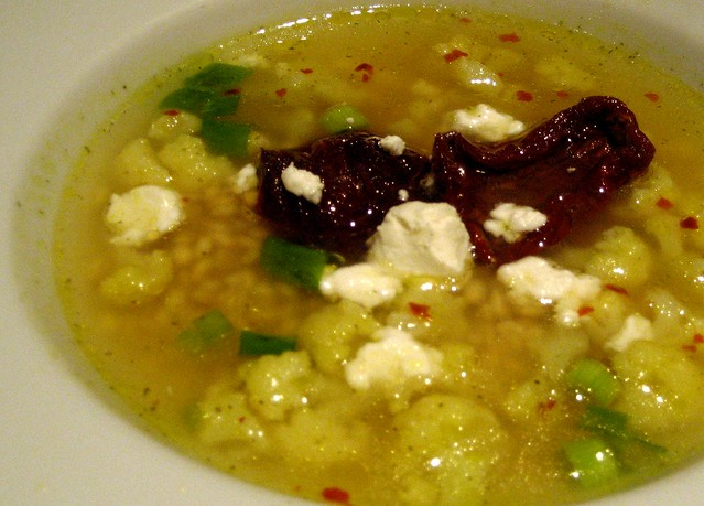 Ten Minute Couscous Soup | A recipe from Heidi's www ...
