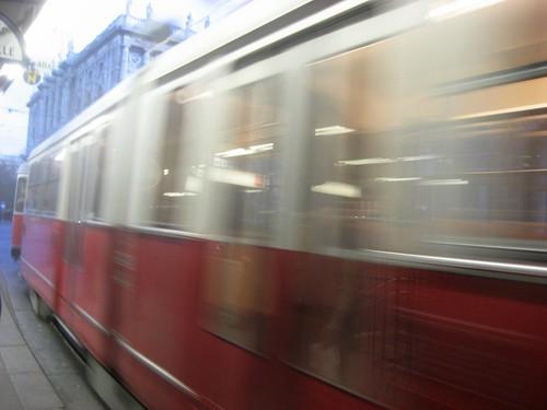 Wiener Linien Tram 49 Scenes  - Oct08 - 4