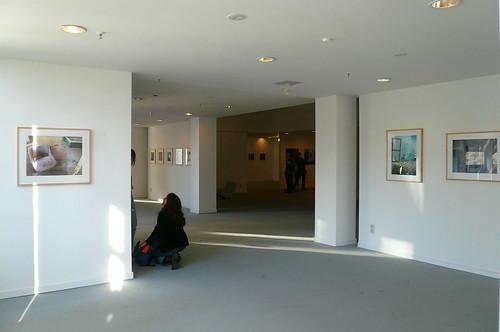 Schlechte Kunst. Ausstellung im ehemaligen Möbelhaus Helberger. Juli 2007