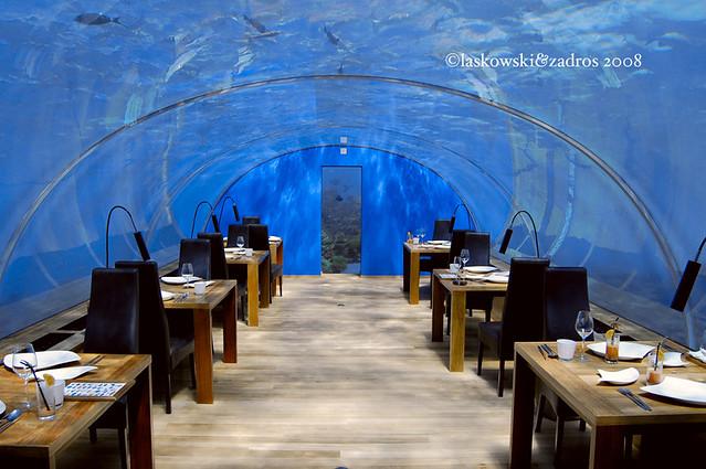 Ithaa Underwater Restaurant Maldives Flickr Photo