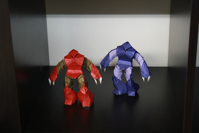 Many Remarkable Origami Masters Push The Boundaries Of Ancient Folding Techniques And Create Truly Amazing Paperwork Could You Imagine Gundam Robots