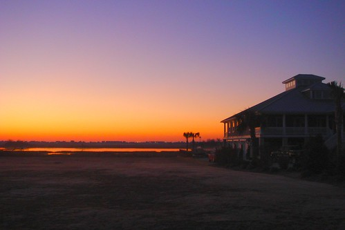 beach sunrise dawn northcarolina crib