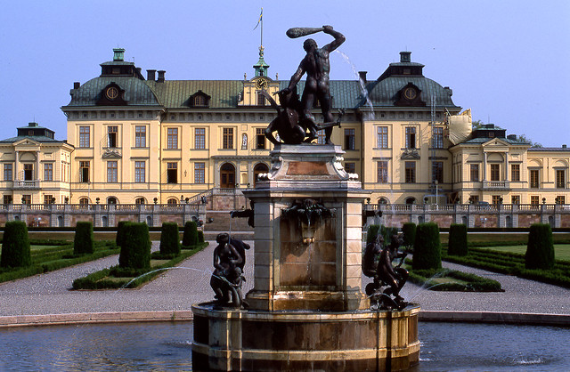 Drottningholm Palace by CC user blee1996 on Flickr