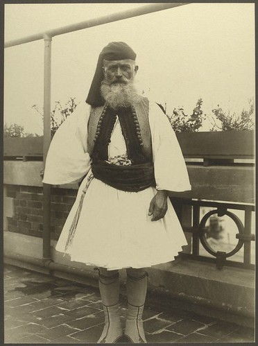 [Greek soldier.]