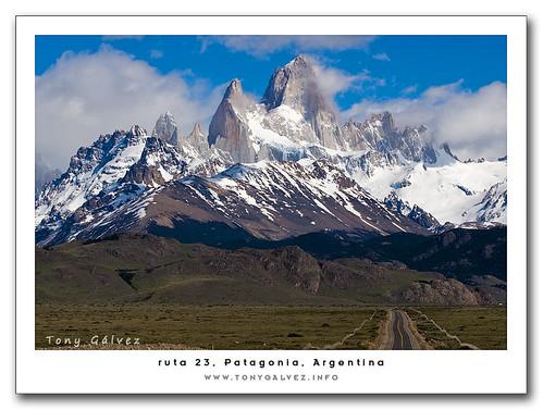 Fitz Roy, El Chaltén, Patagonia