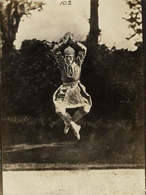 Orientales - Danse siamoise - Nijinsky, 1910
