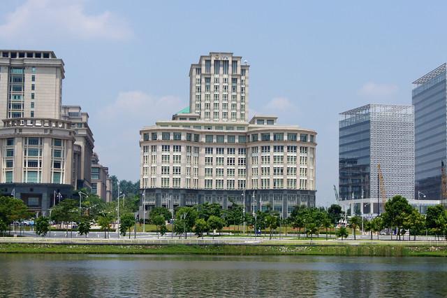 Jabatan Pendaftaran Negara (JPN) in Putrajaya, Malaysia