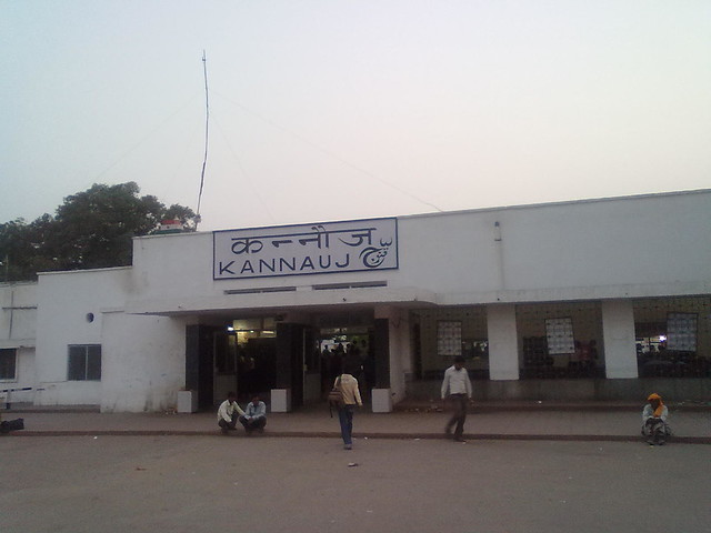 Kannauj railway station | Flickr - Photo Sharing!