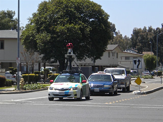 Google Street View in Fremont