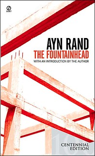 'The Fountainhead' by 'Ayn Rand'
