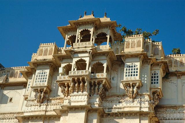 Udaipur - Palace  amp  Fort 006Udaipur Fort