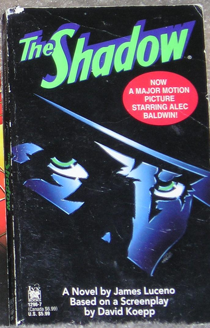 Shadow novel