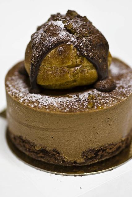 Chocolate Secrets Cake