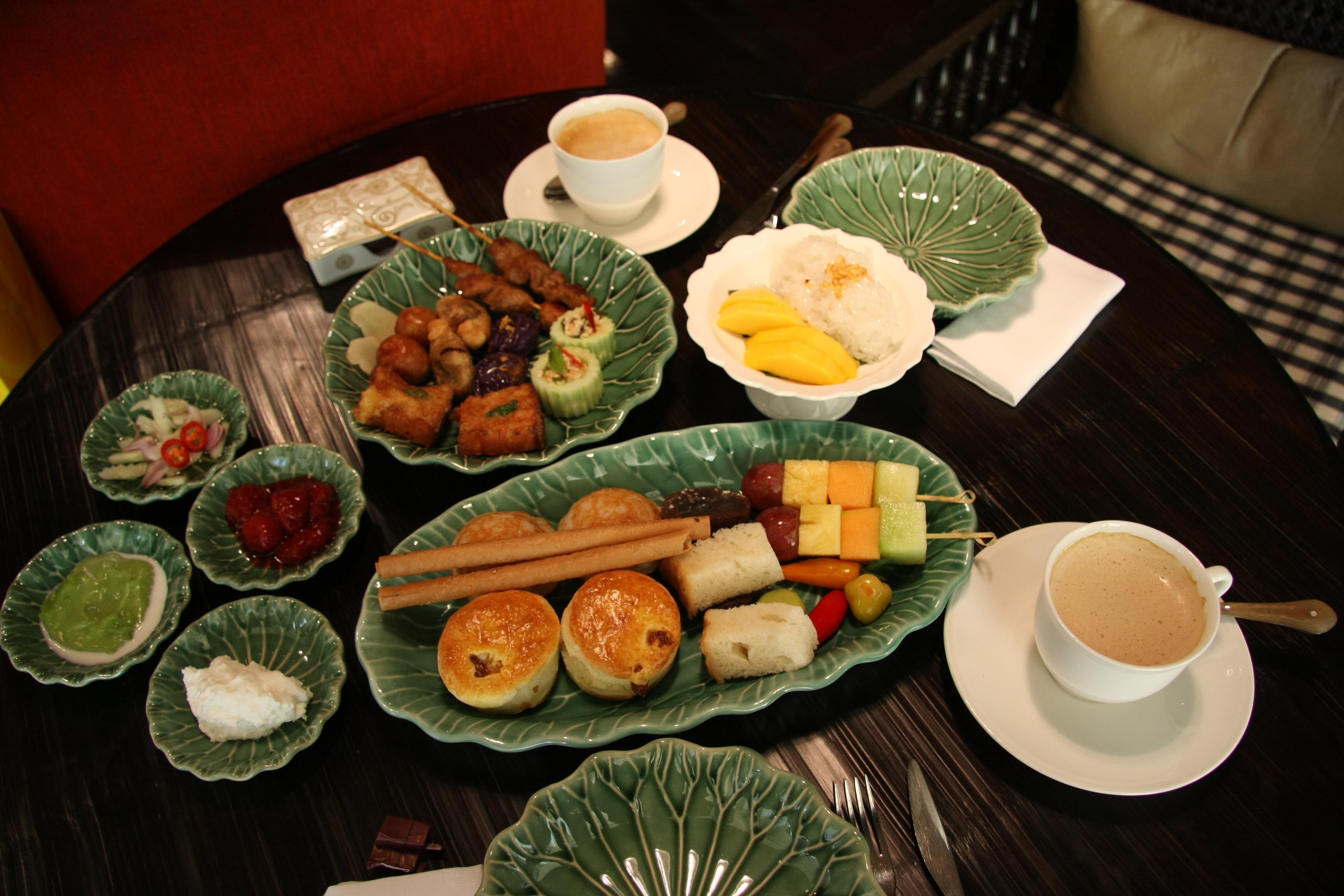 Erawan Tea Room Grand Hyatt