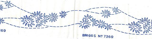 Vintage Briggs border