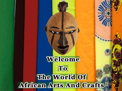 Traditional african arts and crafts for African arts and crafts