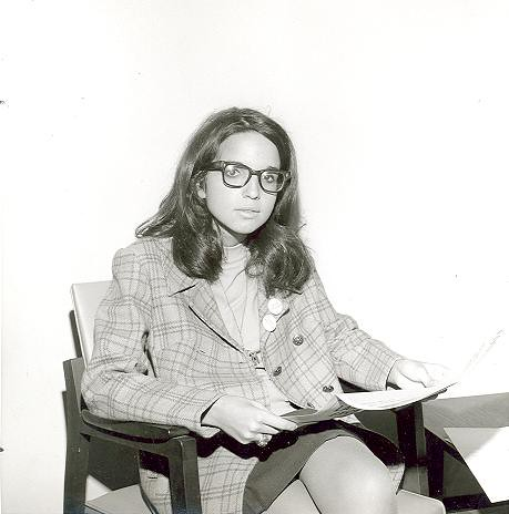 Yearbook Portraits, 1970 (43) - Fran Stavola