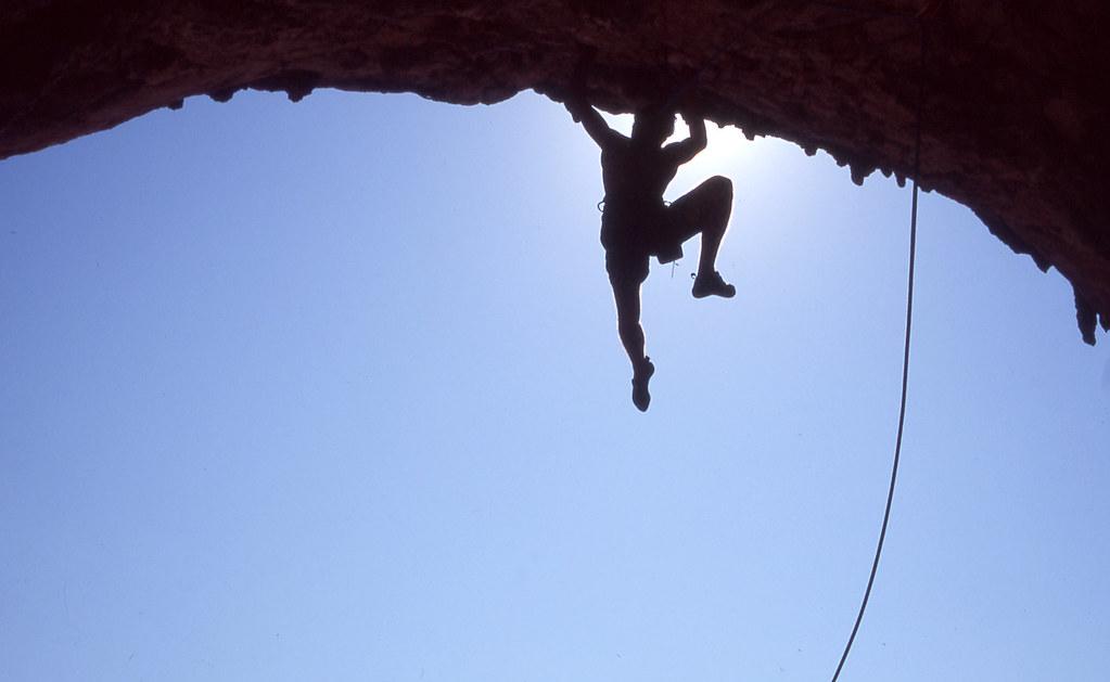 Sulla Roccia [Rock Climbing]