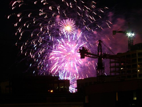 Fireworks by d.neuman, on Flickr