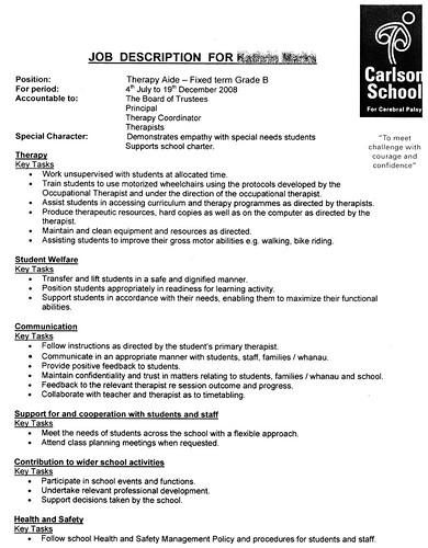 how to create job description template - job descriptions why efficient job descriptions make good