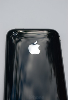 iPhone 3G Back