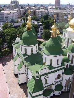 Attēls no Saint Sophia Cathedral pie Kiev. cathedral ukraine orthodox kiev kyiv sophia ukraina ukrajina украина украïна