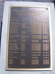 Civil War Deaths at Poolesville