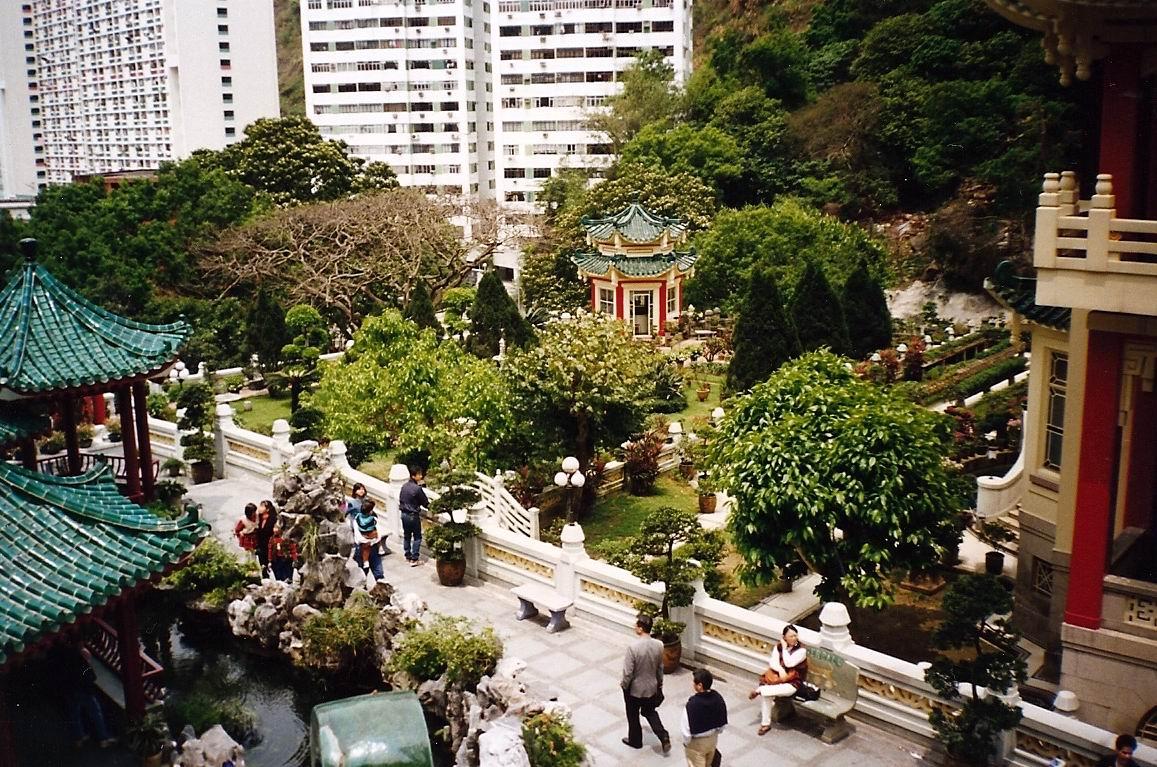 Tiger Balm Gardens Hong Kong A Photo On Flickriver