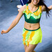 Beijing Olympic Cheerleader / Dancer (Volleyball) by Steve Rogers Photography