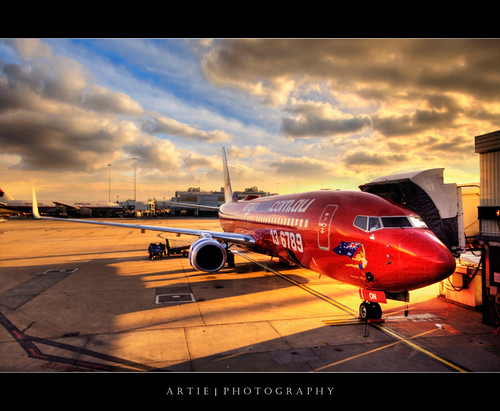 The Blushing Virgin :: HDR