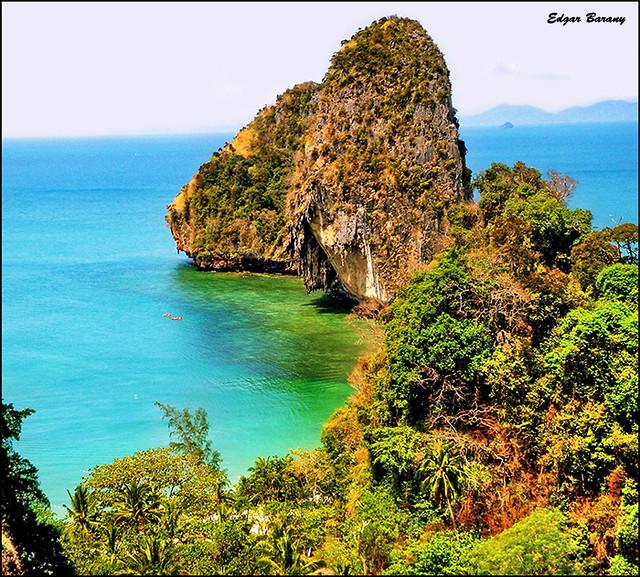 Railay Bay / Thailand, Krabi