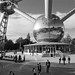 Atome circus - Atomium - Brussels by Alain Wibert